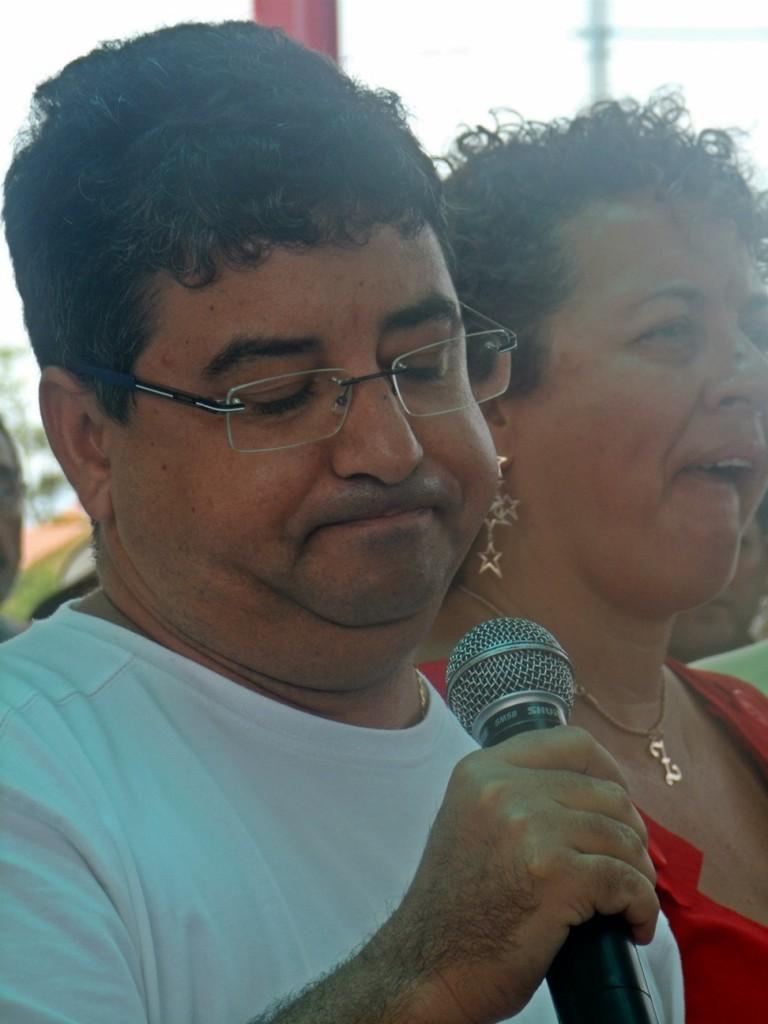 Evento para lançar abaixo-assinado é cancelado pela segunda - e última - vez. (Foto: João Henrique | Maricá Info)