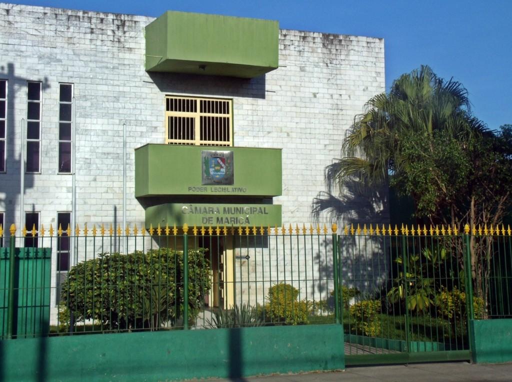 Câmara inicia atividades e vereadores passam a receber R$10 mil por mês. (Foto: João Henrique | Maricá Info)
