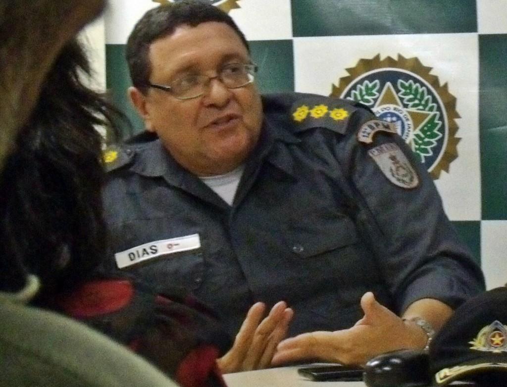 'Boatos só servem pra disseminar a sensação de insegurança na população', diz Cel Dias