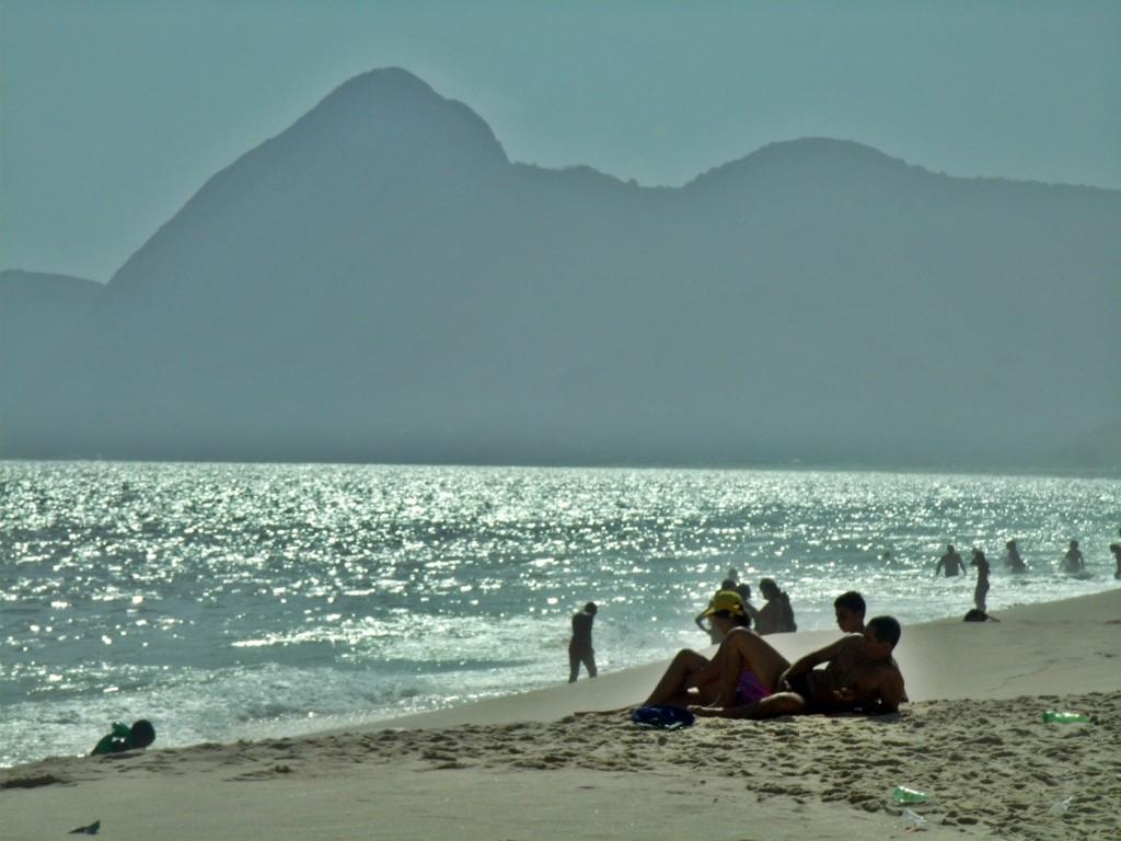 Semana continuará com forte calor, em Maricá. (Foto: João Henrique | Maricá Info)