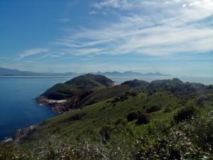 Vista completa da Ilha Maricá. (Foto: João Henrique | Maricá Info)