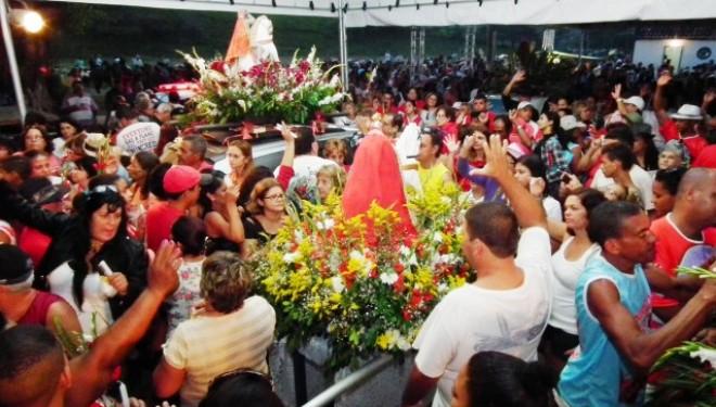 Cavalgada e festa marcam dia de São Jorge em Maricá