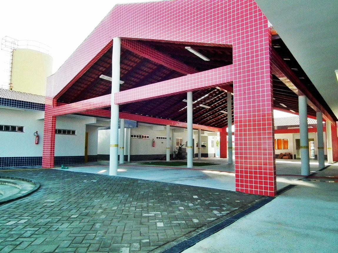 Primeira creche inaugurada com recursos do PAC no RJ será inaugurada em Cordeirinho. (Foto: Fernando Silva | PMM)