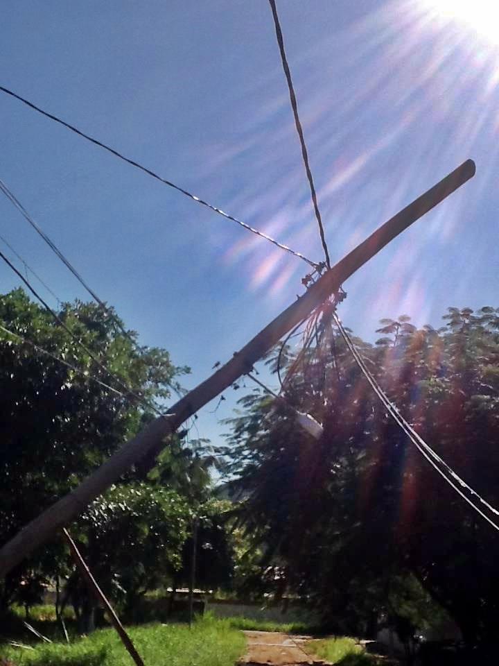 Moradores de Maricá reclamam do descaso da AMPLA