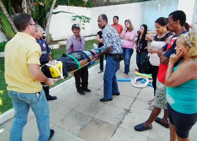 A capacitação foi dirigida para os servidores administrativos da Casa da 1ª à 3ª Idade. (Foto: Fernando Silva | PMM)