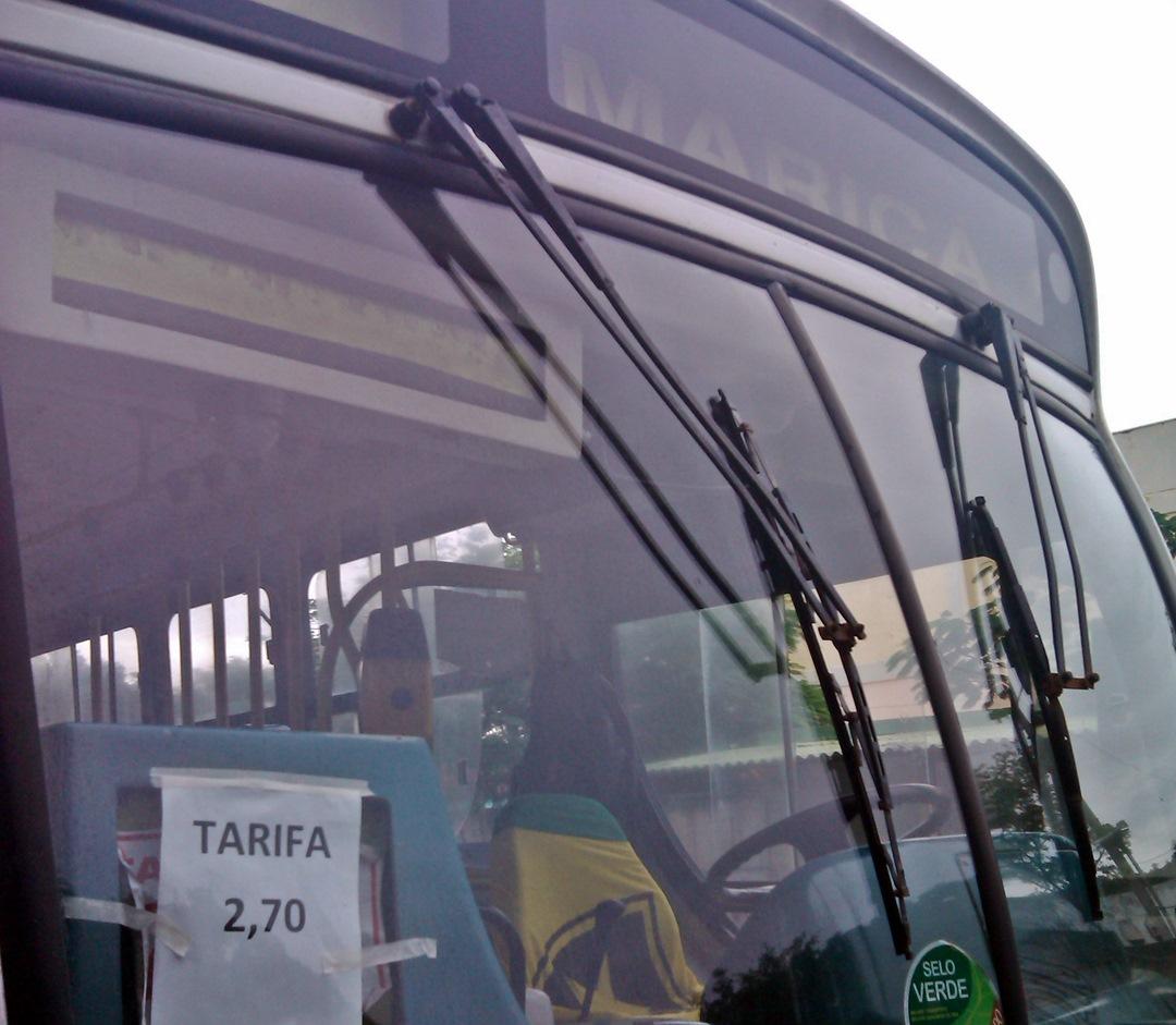 Ônibus já circulam em Maricá com novo valor da passagem