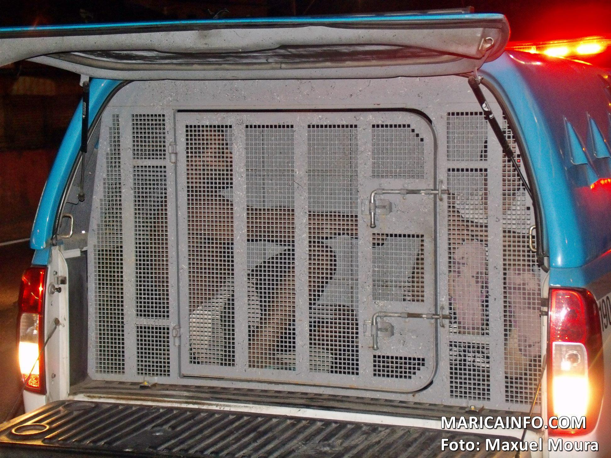 Maricá: Três são detidos em manifestação em Inoã