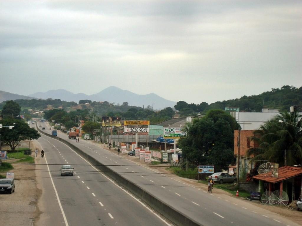 Tempo fica nublado e temperaturas caem em Maricá. (Foto: João Henrique | Maricá Info)