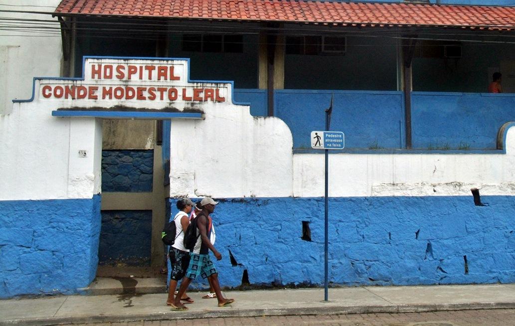 """Coren-RJ faz """"blitz"""" no hospital de Maricá e constata irregularidades"""