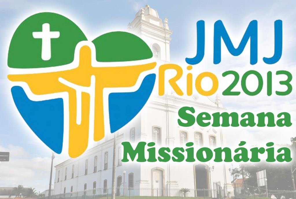 Maricá sediará 'semana missionária' dias antes do grande evento no Rio.