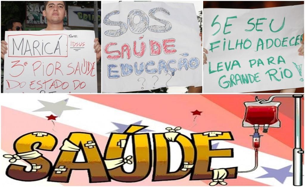 'Marcha da Saúde' será realizada em Maricá nesta sexta-feira (5). (Foto: Marco Bechkert   Maricá Info)