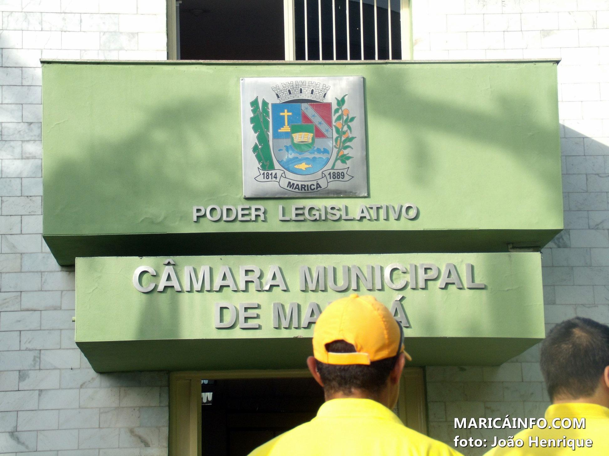 Vereadores terão que devolver o dinheiro que receberam a mais no salário. (Foto: João Henrique | Maricá Info)
