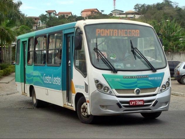 Costa Leste: Falta de manutenção prejudica transporte coletivo