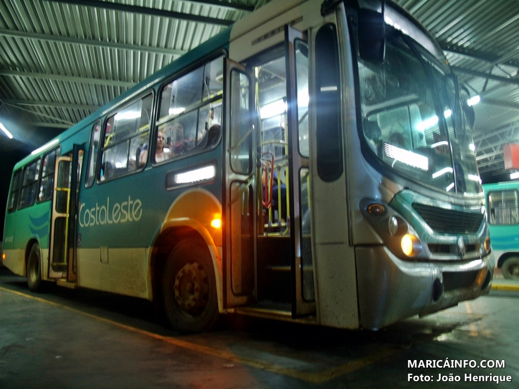 Vereador propõe que ônibus tenham ar condicionado em Maricá