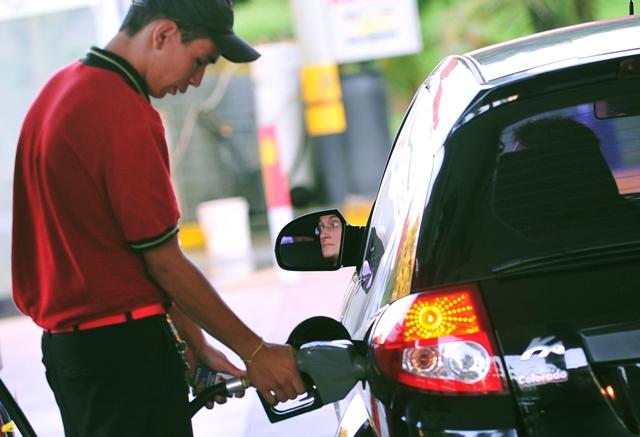Maricá: Abastecer com gasolina é mais vantajoso do que com etanol.