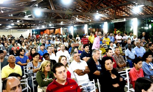 MP também participou da Audiência Pública. (Foto: Fernando Silva | PMM)