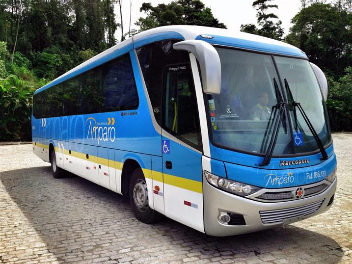'Amparo' compra mais dez ônibus novos para as linhas de Itaipuaçu