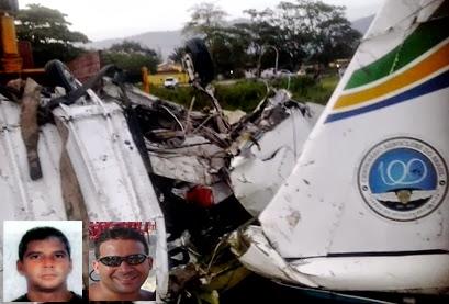 Queda de avião em Maricá pode ser tratada como crime