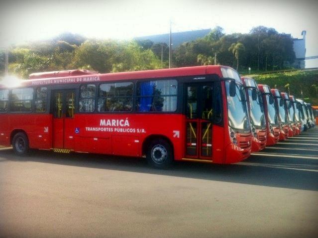 Maricá Transportes Públicos S/A será a empresa municipal em parceria público privada. (Foto: Divulgação)