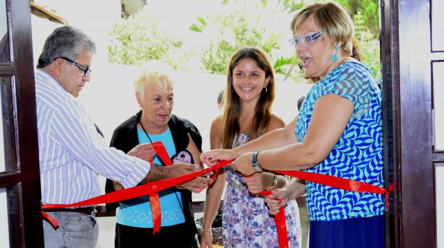 Cras foi inaugurado nesta sexta-feira (22). (Foto: Fernando Silva)