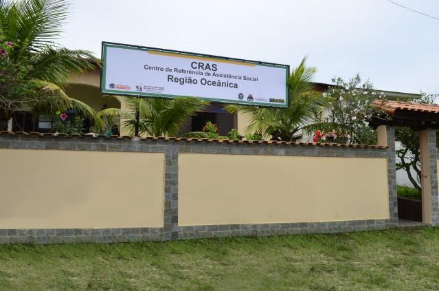 Primeiro Cras da Região Oceânica foi inaugurado em Maricá. (Foto: Fernando Silva)