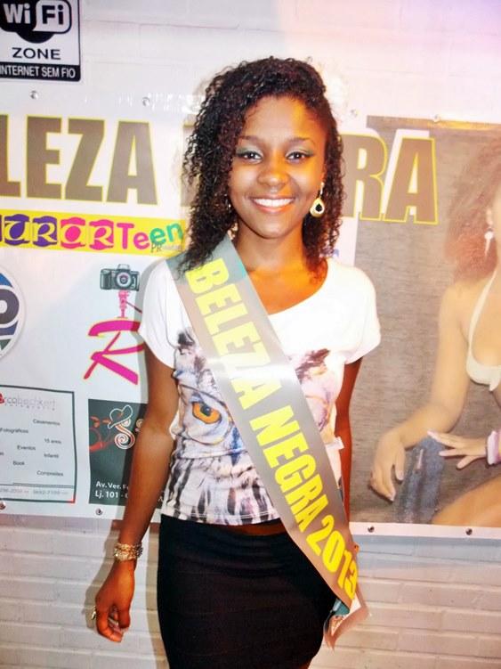 Maricá elege Beleza Negra 2013