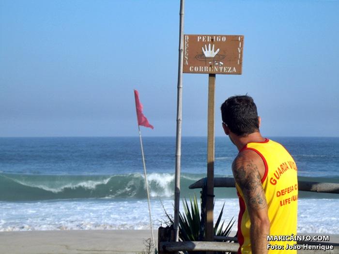 Inscrições abertas de processo seletivo para guarda-vidas em Maricá