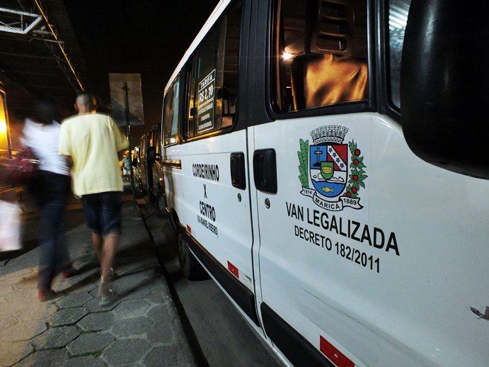 Transporte alternativo é ineficiente em Maricá