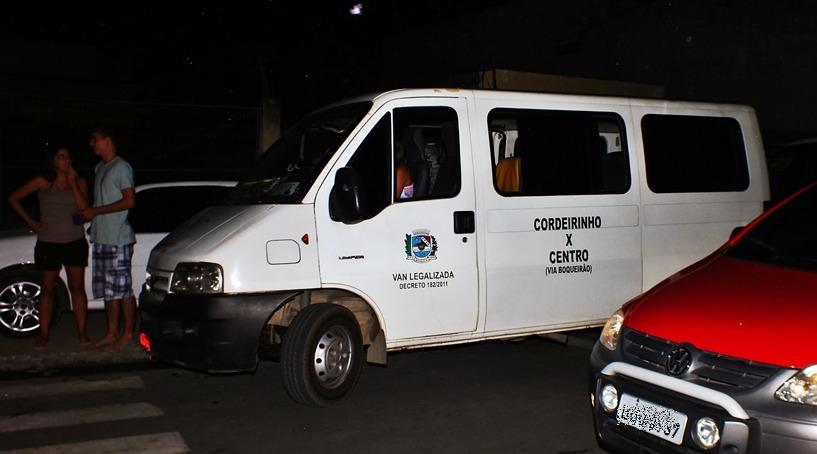 Maricá: Vans chegam a cobrar quase o dobro da tarifa no Carnaval