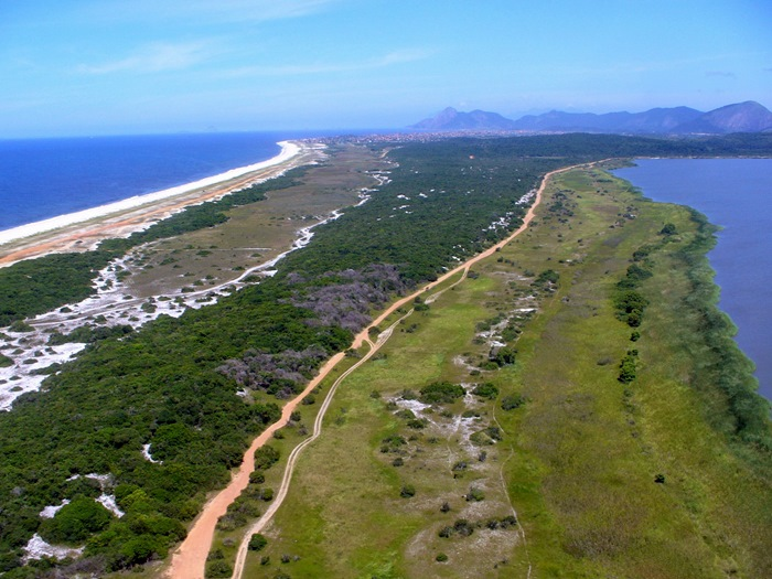 Maricá: Justiça Federal suspende licença ambiental de empreendimento na Restinga