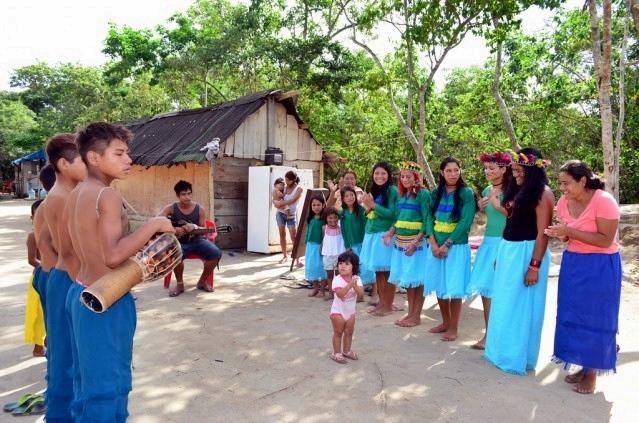 Programa de Índio para o feriadão em Maricá