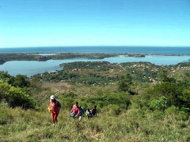 Maricá: Circuito Ecológico visita o Morro do Caju neste sábado (5)