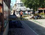 Morador de rua é encontrado morto no Centro de Maricá