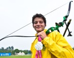 Jovem atleta maricaense faz história para o Brasil com a prata no Tiro com Arco nos Jogos Olímpicos da Juventude