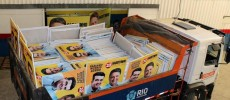 Galpão de Garotinho com propaganda irregular de candidato de Maricá é lacrado pelo TRE