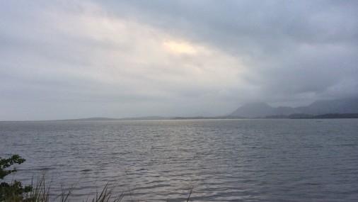 Maricá: Frente fria deixa o tempo nublado