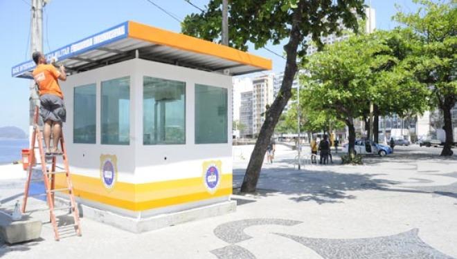 Em Niterói, PM e Guarda Municipal se unem