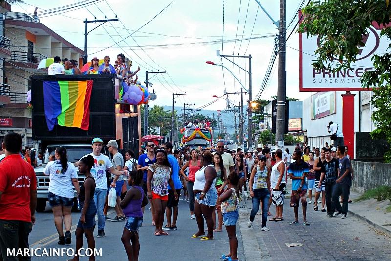 Parada LGBT de Maricá acontece neste domingo no Centro