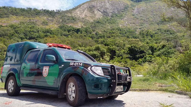Polícia Ambiental prende homem por crime ambiental em Inoã