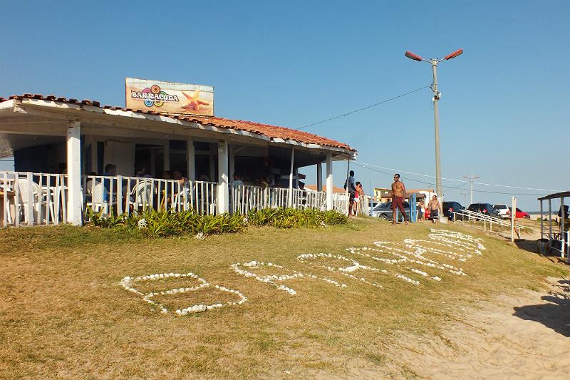 Quiosque Barracuda faz sucesso com projeto Verão 2015. Música ao vivo e cardápio variado. (foto: João Henrique   Maricá Info)