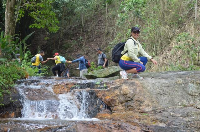 Maricá: Circuito Ecológico visita o Rio Silvado