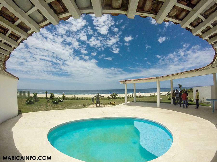 Projetada por Niemeyer, Casa Darcy Ribeiro, em Maricá, está aberta ao público