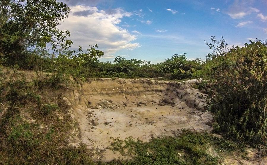 Desmatamento e degradação ambiental avançam em Cordeirinho e ... - Maricá Info (Blogue)