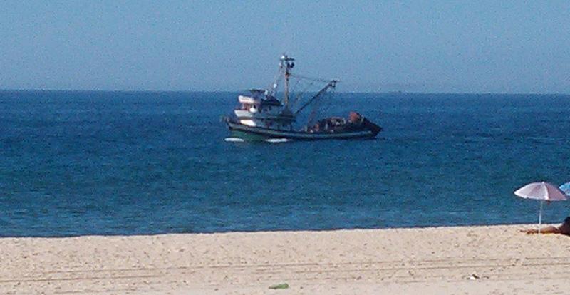 Internauta flagra pesca predatória no mar de Maricá