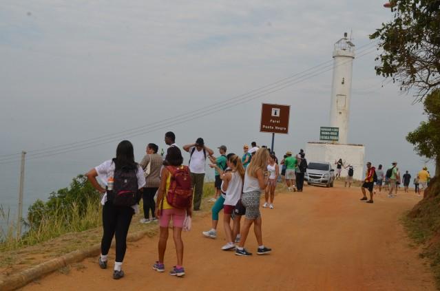Maricá: Circuito Ecológico no Morro do Caju e travessia Farol-Sacristia