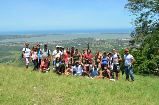 Maricá: Circuito Ecológico visita a Serra do Camburi