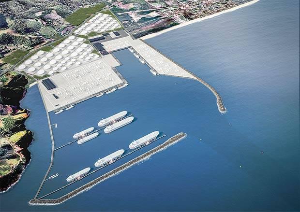 Maricá: Justiça manda prosseguir processo de licenciamento do Porto de Jaconé