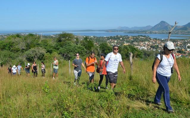 Maricá: Circuito Ecológico é domingo na Serra do Caju