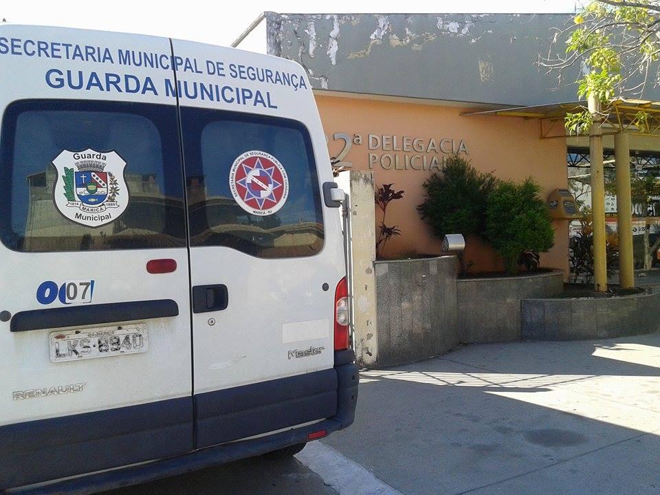 Guarda Municipal de Maricá recupera carro roubado