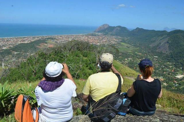Itaipuaçu: Circuito Ecológico visita a Pedra de Itaocaia neste domingo